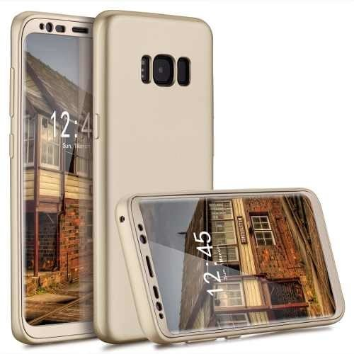 Autentica Funda 360 Samsung S7 Edge S8 Plus Note 8 +glass 3d
