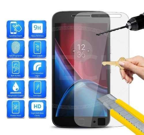 Film Glass Vidrio Templado Motorola Z2 Play G4 Plus G4 Play