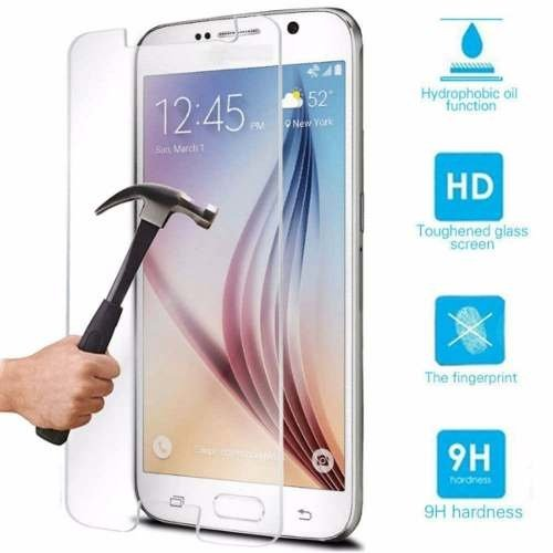 Film Gorilla Glass Vidrio Templado Samsung Galaxy S6 S7 Flat