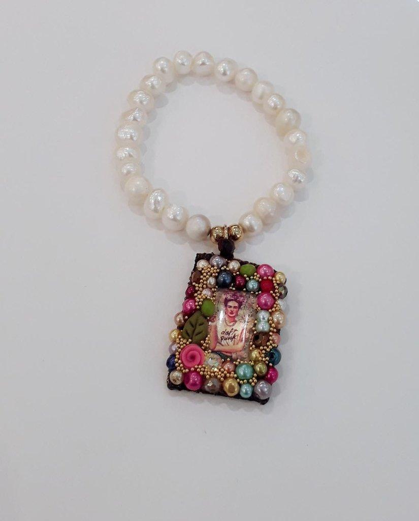 4c2148bf48e2 Pulsera Frida Artesanal - Comprar en Vani Fashion