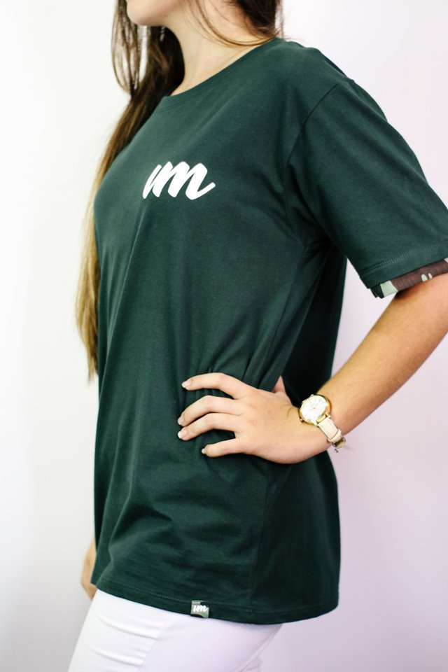 Camiseta Green Army - Urban Zero - Urban Mind