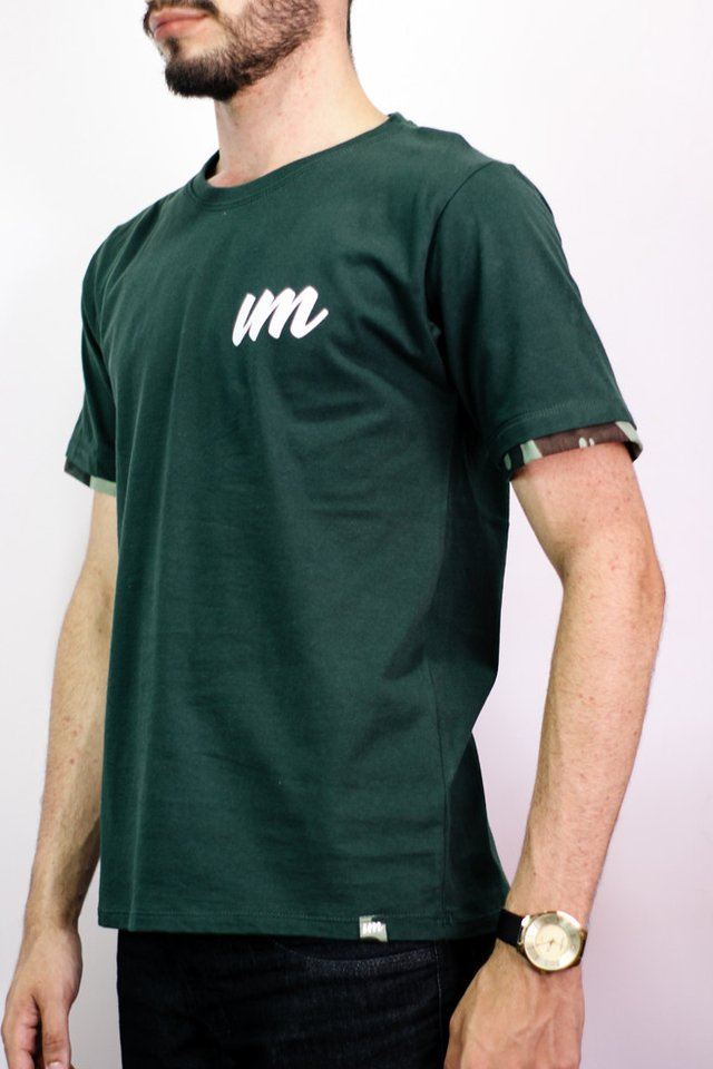 Camiseta Green Army - Urban Zero na internet