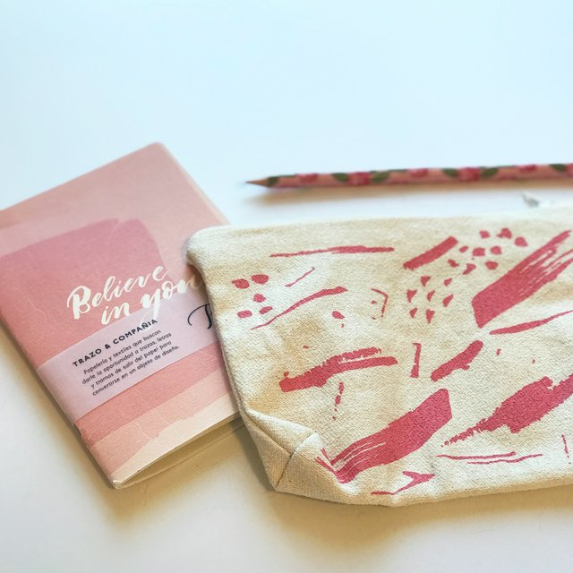 Kit MAKE UP rosa - comprar online