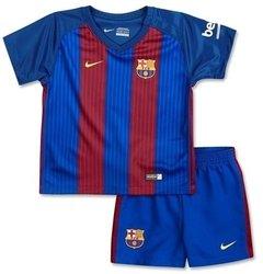 eca57bad05 Camisa Barcelona 2016   2017 Infantil