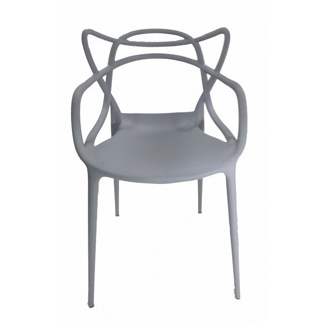silla masters gris