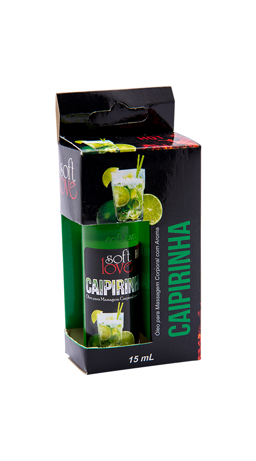 Gel Corporal Hot - Caipirinha 15 ml - comprar online