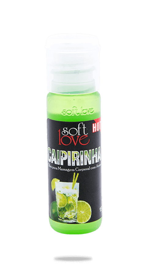 Gel Corporal Hot - Caipirinha 15 ml na internet