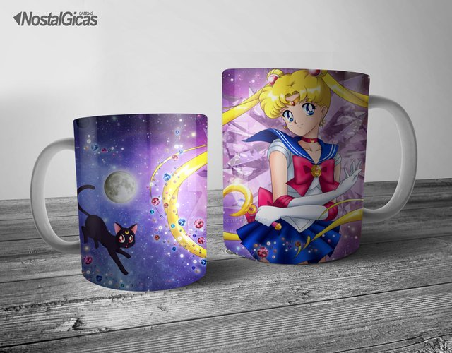 CANECA SAILOR MOON MOD2