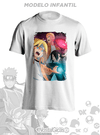 Camisa Infantil Boruto: Naruto the Movie - comprar online