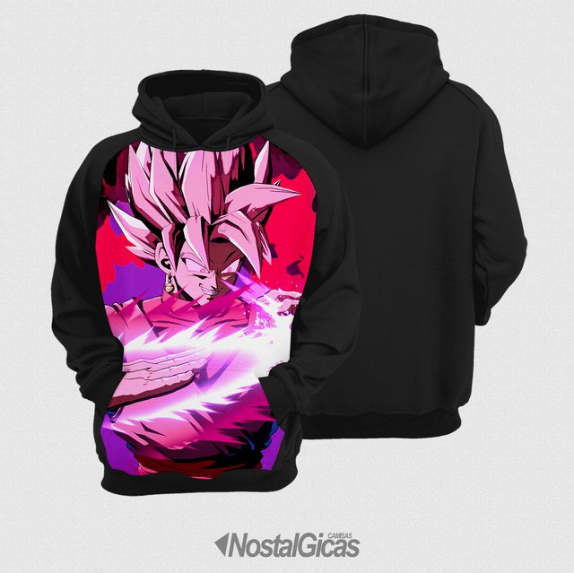 Moletons de Dragon Ball - Camisas Nostálgicas - loja de anime ... 0a4712a05d4