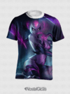 CAMISA ESTAMPA TOTAL EVELYNN REMAKE LEAGUE OF LEGENDS - comprar online