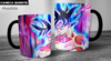 Caneca Magica Goku Limit Break