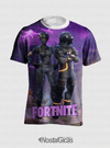 Camisa Fortnite Battle Royale Estampa Total Frente MOD.10 - comprar online