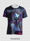CAMISA ESTAMPA TOTAL BRAND CHEFÃO LEAGUE OF LEGENDS - comprar online