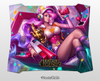 Mouse pad gamer, Miss Fortune Fliperama