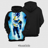 Moletom Vegeta Ssj Blue 2 Estampa Total Frente - comprar online