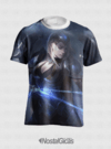 CAMISA ESTAMPA TOTAL ASHE CAMPEONATO LEAGUE OF LEGENDS - comprar online