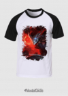Camisa Raglan Yasuo Lua Sangrenta League of Legends - comprar online