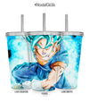 Copo Vegetto Super Sayajin Blue DBS