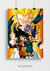 Poster Gotenks - Dragon Ball Z