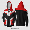 MOLETOM UNIFORME VINGADORES ULTIMATO MODELO 3
