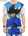Camisa Swag Goku Filme Dragon Ball Super: Broly Mod.4