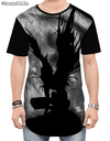 Camisa Swag Ryuk Death Note Mod.2