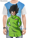 Camisa Swag Vegeta Filme Dragon Ball Super: Broly