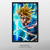 Quadro All Might Boku No Hero Academia MOD.8