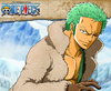 MOUSE PAD ZORO ONE PIECE