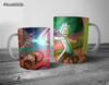 CANECA RICK AND MORTY MOD.6