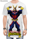 Camisa Swag All Might Boku No Hero Academia Mod.2