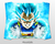 Mouse pad Gamer, Vegeta SSJBlue