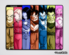 MOUSE PAD DRAGON BALL SUPER ARCO TORNEIO