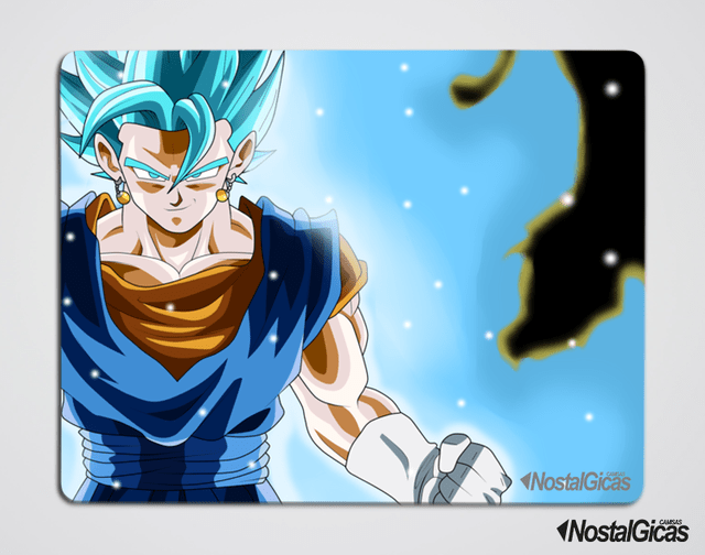 MOUSE PAD VEGETTO SUPER SAIYAJIN BLUE
