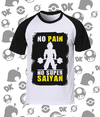 Camisa No Pain No Super Saiyajin