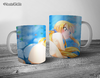 CANECA LUCY FAIRY TAIL