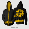 Moletom Uniforme Trafalgar Law One Piece
