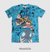 Camisa Exclusiva Gogeto Filme Dragon Ball Super: Broly Mod.2