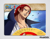 MOUSE PAD SHANKS ONE PIECE