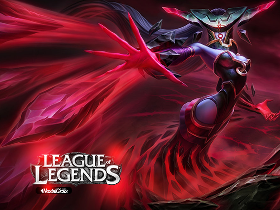 MOUSE PAD LISSANDRA HEMATITA LEAGUE OF LEGENDS - comprar online