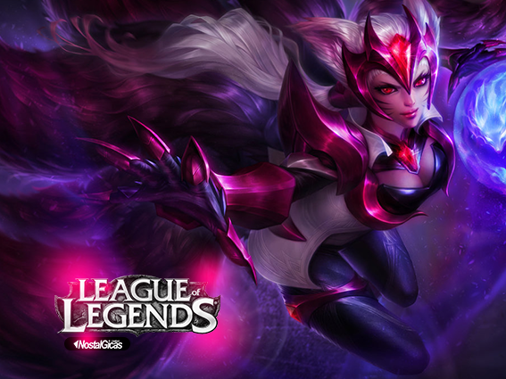 MOUSE PAD AHRI DESAFIANTE LEAGUE OF LEGENDS - comprar online