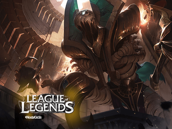 MOUSE PAD Fiddlesitcks Ascendente LEAGUE OF LEGENDS - comprar online