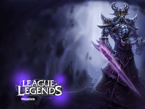 MOUSE PAD Kassadin LEAGUE OF LEGENDS - comprar online