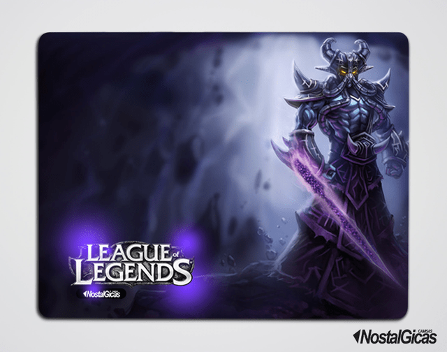 MOUSE PAD Kassadin LEAGUE OF LEGENDS