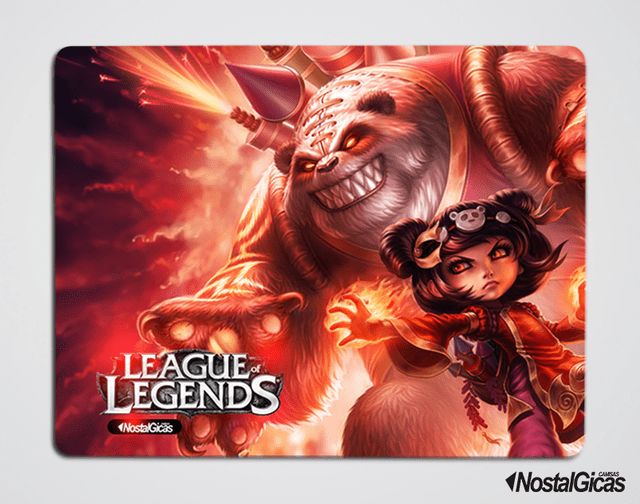 MOUSE PAD ANNIE PANDA LEAGUE OF LEGENDS
