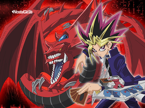 MOUSE PAD YU GI OH - comprar online