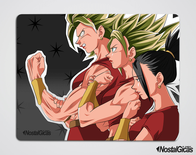 MOUSE PAD Kale Dragon Ball Super