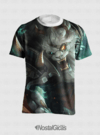 CAMISA FULL ESTAMPA RENGAR LEAGUE OF LEGENDS
