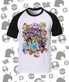 Camisa Dragon Ball Universos
